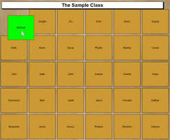 The Seating Chart Maker Allows You To Arrange Your Students