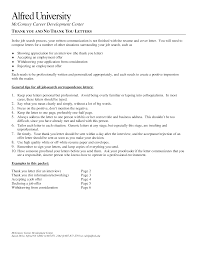 Sales Marketing Job Interview Thank You Letter Templates