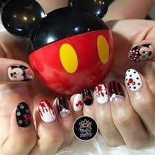 Mickeymousenailart For All Instagram Posts Publicinsta