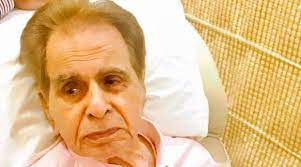 Dilip Kumar still in ICU but stable ...