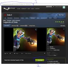 steam community guide how to play legends of dota