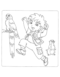 Colering Sheets Diego Coloring Pages Coloring Pages To Print For