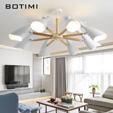 <b>BOTIMI</b> New Arrival Chandelier Lighting For Living Room <b>LED</b> ...