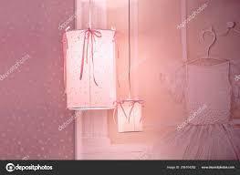 Pendelleuchte Kronleuchter Das Kinderzimmer Rosa Farben Für