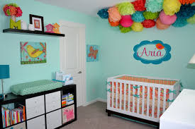 Aria's Bright & Modern Nursery by Jessica Morales  Click Here for More  Photos and Details
