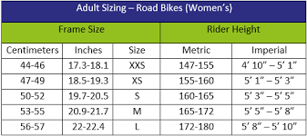 Bike Size Chart Inches Bike Size Chart Compton Cycles London Brompton Folding