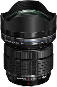 <b>Olympus M.Zuiko Digital ED</b> 7-14 mm F2.8 PRO Lens, Wide ...