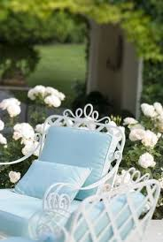 white outdoor furniture. mad aboutgardendesign vintage romantic garden style white rosse and light blue accents in the decor outdoor furniture