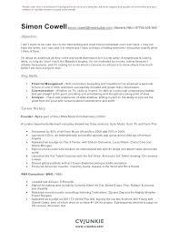 Musician Resume Samples Best Of Music Resume Example Download Sample Musician Resume Music Resume