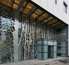 Office building facades Sustainable Neginegolestan 35 Cool Building Facades Featuring Unconventional Design Strategies