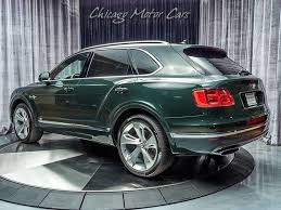 2018 bentley suv. brilliant suv 2018 bentley bentayga w12 suv chicago il in bentley suv