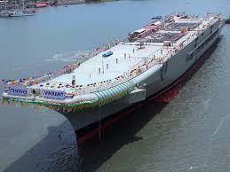 ins china indias aircraft carrier ins vikrant raises hackles in china