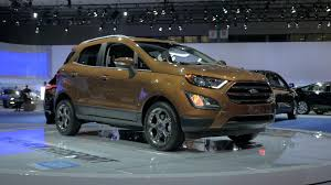 2018 ford ute. fine 2018 ford ecosport brings more cute than u0027ute to subcompact suv segment   autoblog intended 2018 ford ute