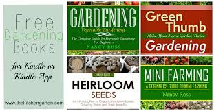 free gardening books on the
