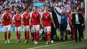 Denmark-Finland will be played out tonight after good news about Eriksen -  Teller Report