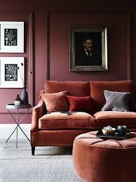 burgundy furniture decorating ideas. simple burgundy koele kleuren vs warme throughout burgundy furniture decorating ideas