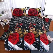rose bedding set in a queen twin size purple duvet covers funky from sheet cabbage rose sheet set black bedding