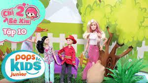 Đồ Chơi Búp Bê Barbie - Nhà Tắm Diệu Kỳ - Chị 2 Bé Xíu Tập 10 | Trang cung  cấp những mẫu phòng tắm sang chảnh nhất - Tin tức khách