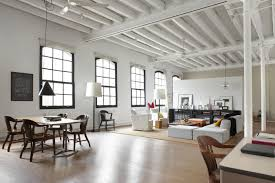 New York Style Bedroom Warehouse Conversion Archives Homedsgn