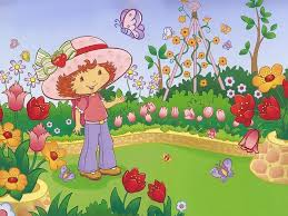 strawberry shortcake images strawberry shortcake wallpaper hd wallpaper and background photos