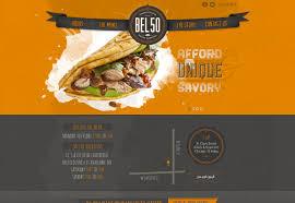 Restaurant Website Design 15 Food And Restaurant Web Designs Webdesigner Depot