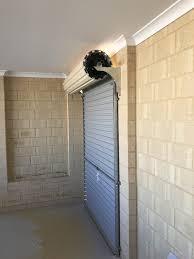 garage ideas garage ideas roller doors interior door internal side view for south africa today