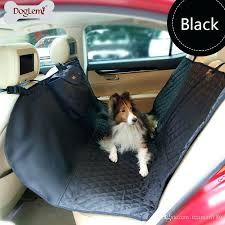 car rear seat covers for dogs pet cover waterproof back bracket oxford hammock cushion dog