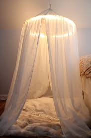 Canopy Tent Over Bed & Net Over Bed How To Make A Tent Over A Bed ...