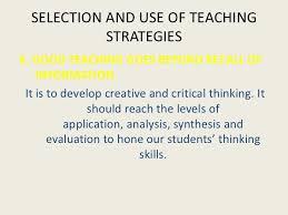 philosophies of education essay behaviorism