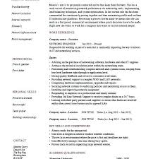 Network Engineer Resume Examples Download Network Engineer Resume ...