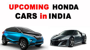 new car launches hondaUpcoming Honda Cars in India 2015 to 2016  YouTube