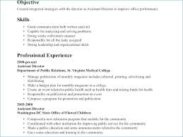 Skills Section Of Resume Ceciliaekici Com