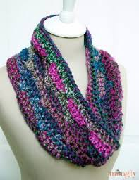 Crochet Patterns For Scarves Adorable 48 Free Crochet Scarf Patterns AllFreeCrochet