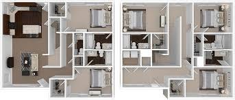 5 Bedroom Floor Plan Interesting Inspiration