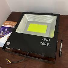 Đèn pha led rộng chip COB bảng led bảo hành 2 năm ZALAA