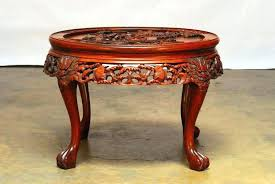 chinese rosewood coffee table rosewood coffee table round carved rosewood tea table with nesting stools 3 oriental rosewood coffee oriental rosewood coffee