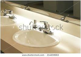public bathroom sink. Exciting Public Bathroom Sinks A Awesome  Sink Stock Photos Images Pictures .
