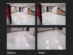 commercial flooring vct tile stripping and wax