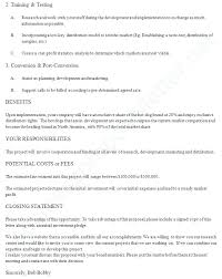 Partnership Proposals Template. New New Business Proposal Letter ...