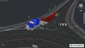 Cool Autocad Designs Vehicle Tracking Swept Path Analysis Software Autodesk