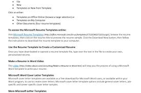 Free Resumes Online Download Resume Free Make A Resume Stunning Create New Resume Free Make A 84