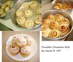 cinnabon cinnamon rolls fauzias kitchen fun
