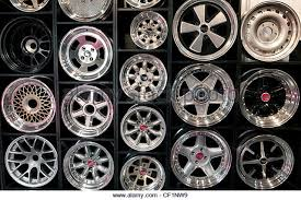 Alloy Wheel Display Stand Alloy Wheels Stock Photos Alloy Wheels Stock Images Alamy 19