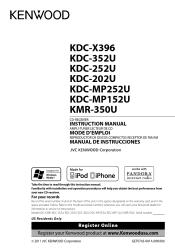 kenwood kdc x396 manual kenwood kdc x396 instruction manuals