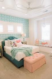 Coral, turquoise and cream white...all the favorite colors for teens,. Teen  Bedroom ColorsGirls Bedroom WallpaperRooms ...
