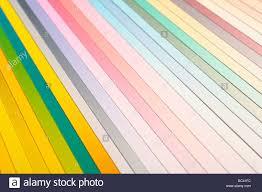 Coloured Paper Stock Freel