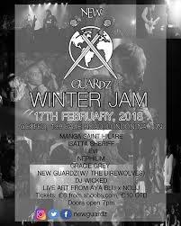 winter jam flyer 2018 new guardz winter jam exfed ah sh t