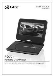 operating manual portable lcd dvd player model mtw 746 user s guide portable dvd player gpx