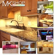 Kitchen Under Counter Lights 1m 5m Meters 5630 Warm White Led Kitchen Under Cabinet Strip