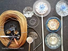 kitchen utensils art. Garden Art Kitchen Utensils Old Dishes, Crafts, Gardening, Outdoor Living, Repurposing Upcycling O